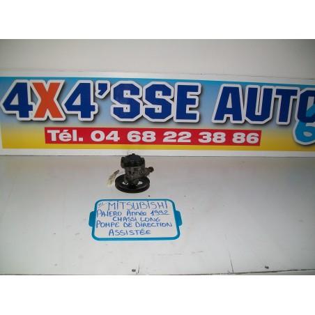 POMPE DE DIRECTION ASSISTEE